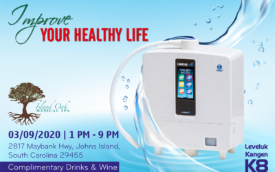 Improve Your Healthy Life – Kangen Water